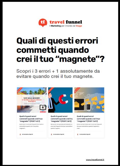 3 Errori Magnete