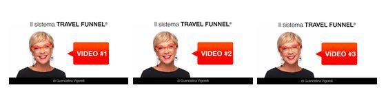 3 Video Travel Funnel